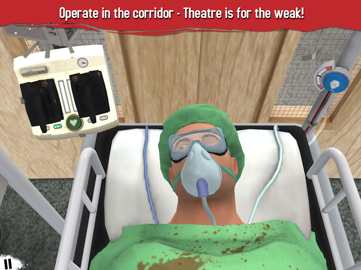 Surgeon Simulator Android - بازی اندروید