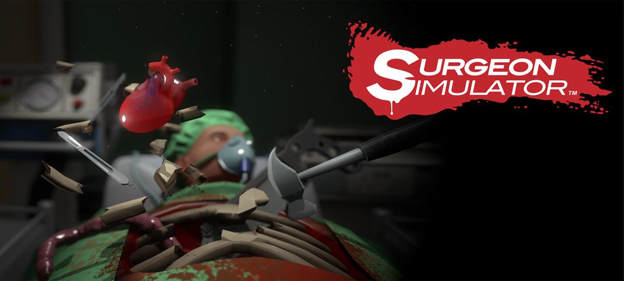 دانلود Surgeon Simulator - بازی شبیه ساز جراحی اندروید!