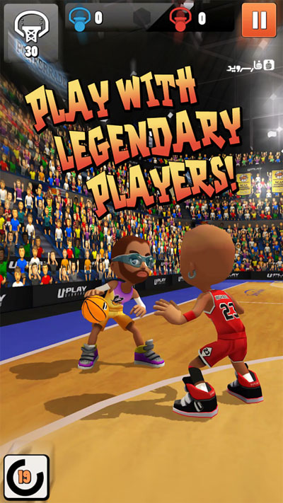 Download Swipe Basketball 2 Android Apk + Mod + SD Obb - Google Play