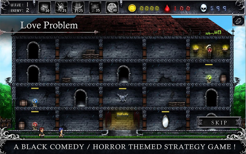 Sybil: Castle of Death Android