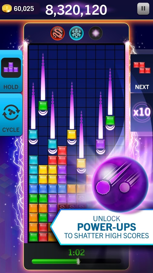 TETRIS® Blitz Android بازی اندروید