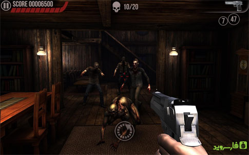 THE DEAD: Beginning Android - بازی اندروید