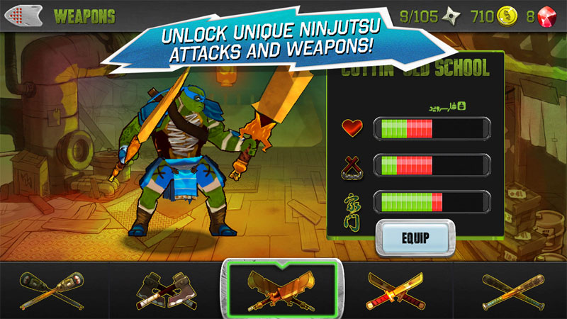 TMNT: Brothers Unite Android