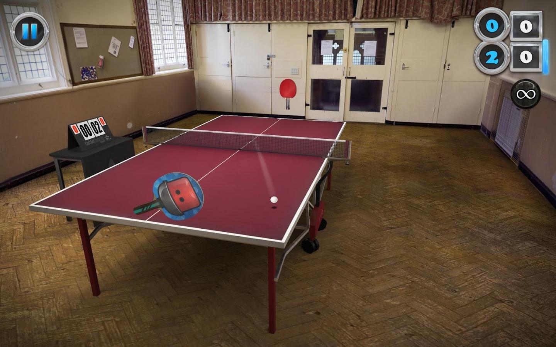 دانلود Table Tennis Touch 3.2.0331.0 – بازی تنیس روی میز اندروید + دیتا