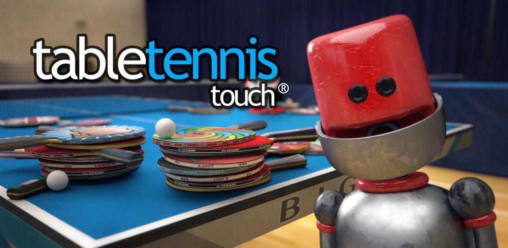 دانلود Table Tennis Touch 1.1.1614.1 – بازی تنیس روی میز اندروید!