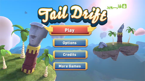Download Tail Drift Android Apk + SD Obb - New Free Google Play