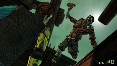 دانلود Tales from the Borderlands 1.74 – بازی قصه های سرزمین های مرزی اندروید + دیتا – 5 فصل کامل