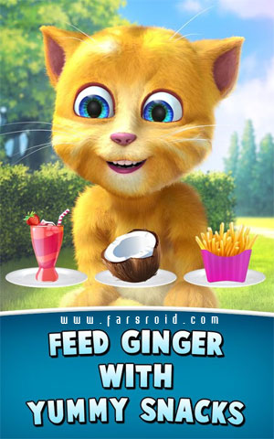 Download Talking Ginger 2 Android Apk - New Free Google Play