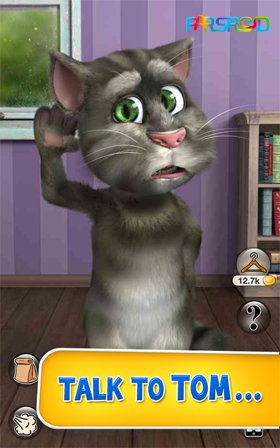 Talking Tom Cat 2 Android New FREE