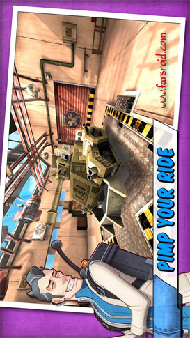 Tank Battles Android بازی اندروید