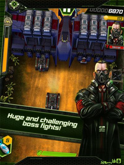 Tank Invaders - بازی جدید اندروید