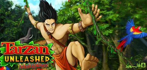 دانلود Tarzan Unleashed - بازی تارزان دونده اندروید!