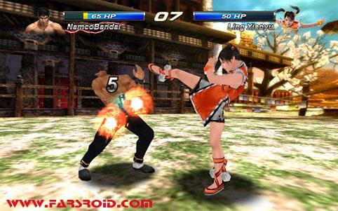 Tekken Card Tournament Android
