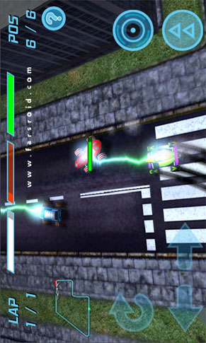 TeleRide Free Racing Game 3D Android - بازی جدید اندروید