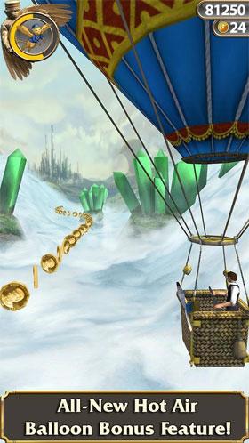 Temple Run: Оz Android - بازی رایگان اندروید