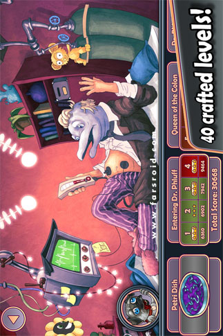 Tentacles: Enter The Dolphin Android - بازی رایگان اندروید