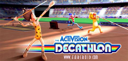 The Activision Decathlon - بازی مسابقات دو و میدانی اندروید