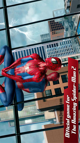 The Amazing Spider-Man 2 - مرد عنکبوتی دو اندروید