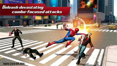 The Amazing Spider-Man 2 Android - بازی اندروید جدید