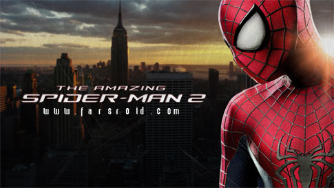 دانلود The Amazing Spider-Man 2 - بازی مرد عنکبوتی 2 اندروید!
