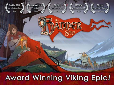 The Banner Saga Android