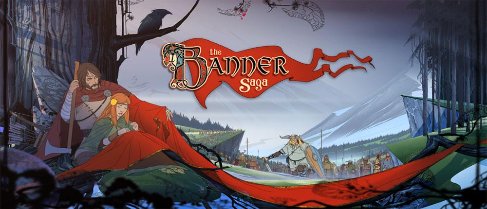 دانلود بازی نقش افرینی The Banner Saga برای اندروید