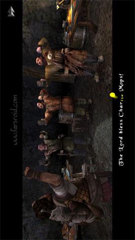 The Bard's Tale بازی آندروید - جدید