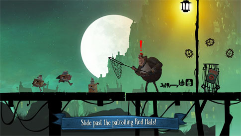 Download The Boxtrolls: Slide 'N' Sneak Android Apk + Obb SD - Google Play