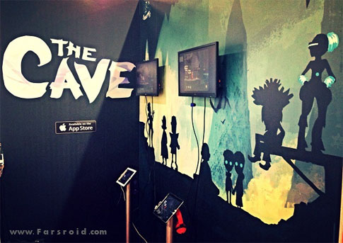 Download The Cave Android Apk + Obb - New Free