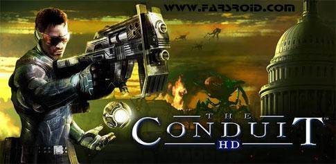 The Conduit HD 1.0.0 + Data - بهترین بازی تفنگی اندروید