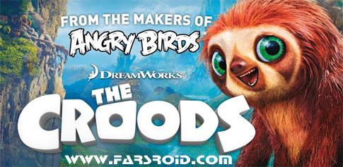 دانلود The Croods - بازی سرگرم کننده اندروید