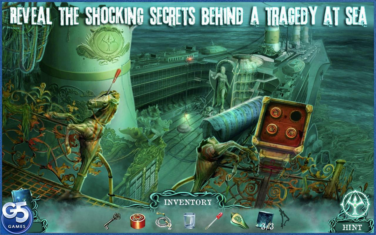 The Cursed Ship Android - بازی جدید اندروید