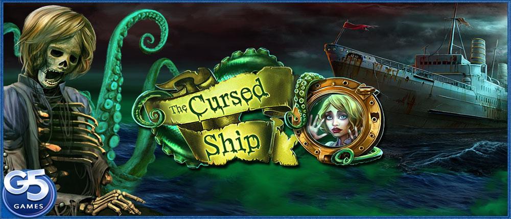 دانلود The Cursed Ship - بازی نفرین کشتی اندروید + دیتا
