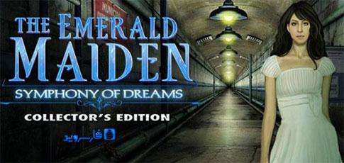 دانلود The Emerald Maiden - بازی دوشیزه زمرد اندروید + دیتا