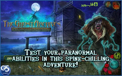 دانلود The Ghost Archives - بازی ماجراجویی اندروید + دیتا