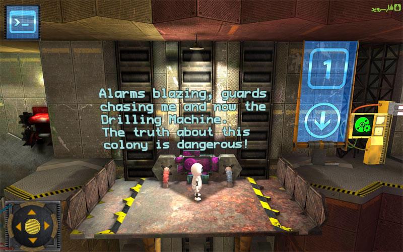 دانلود The Great Wobo Escape 1.0.3386 – بازی اکشن فرار بزرگ وُبو اندروید + مود + دیتا