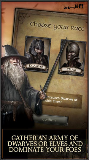Download The Hobbit: Kingdoms Android Apk + SD - New Google Play
