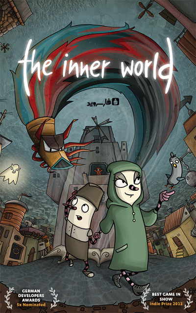 دانلود The Inner World - بازی ماجراجویی اندروید + دیتا