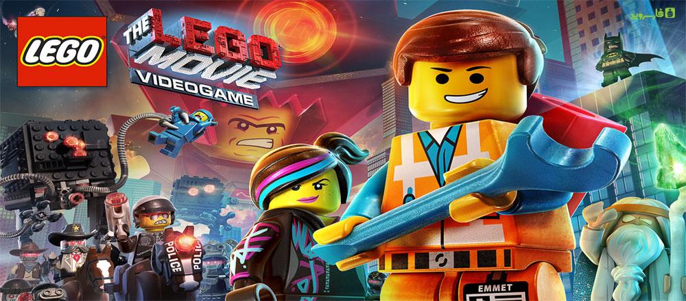 "The LEGO Movie Video Game Cover دانلود The LEGO Movie Video Game 1.03.1.971 – بازی ""لگو فیلم دیدنی و جذاب بازی"" آندروید + مود + دیتا"