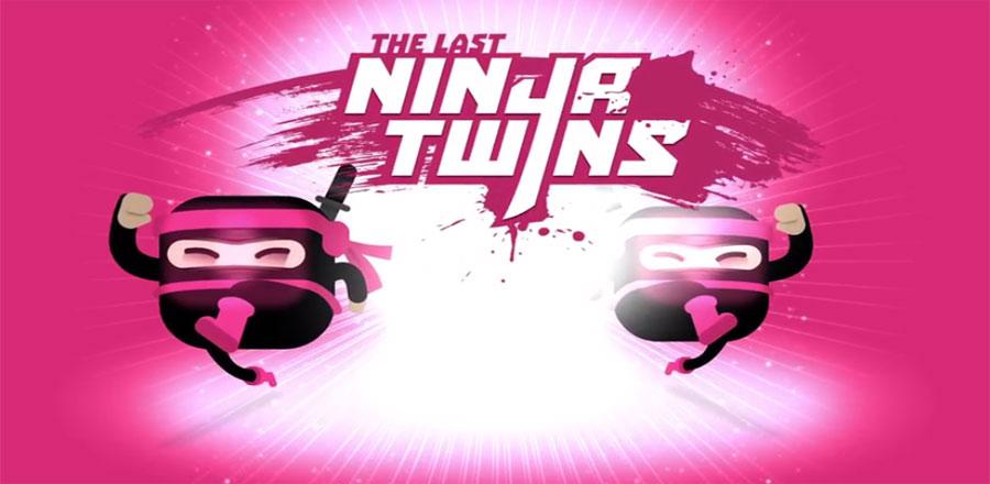 دانلود The Last Ninja Twins - بازی آرکید نینجاهای دوقلو اندروید + مود