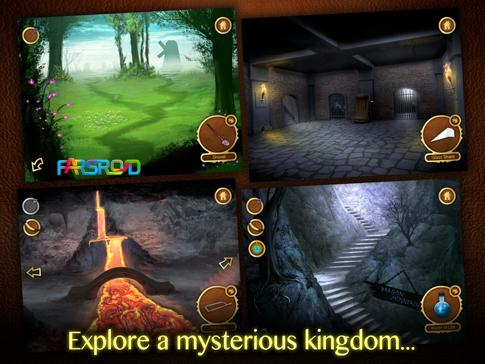 دانلود The Magic Castle - بازی ماجراجویی قلعه سحر و جادو اندروید