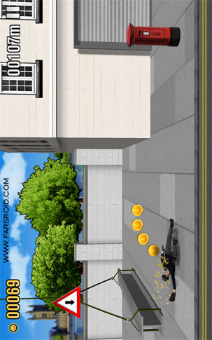 The Ministry of Silly Walks Android - بازی جدید اندروید