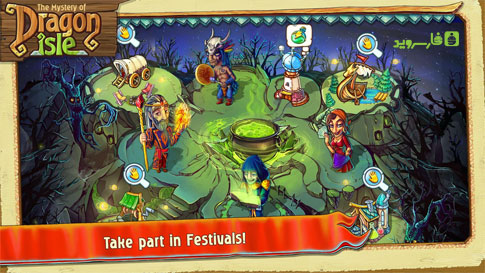 Download The Mystery of Dragon Isle Android Apk + Obb SD - Google Play