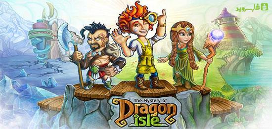 دانلود The Mystery of Dragon Isle 1.3.6 – بازی ماجراجویی اندروید