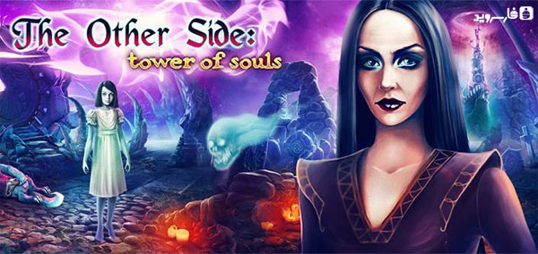 دانلود The Other Side: Tower of Souls - بازی ماجرایی برج ارواح اندروید + دیتا