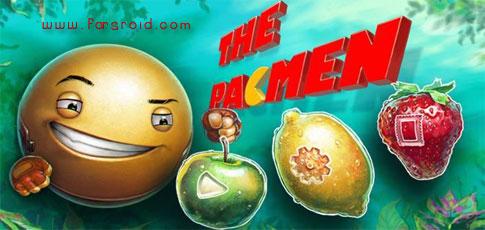 دانلود The Pacmen - بازی اچ دی خاطره انگیز پک من اندروید + دیتا