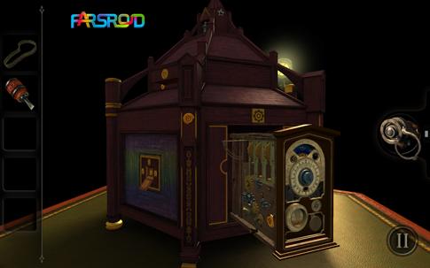 The Room Android بازی فکری اندروید