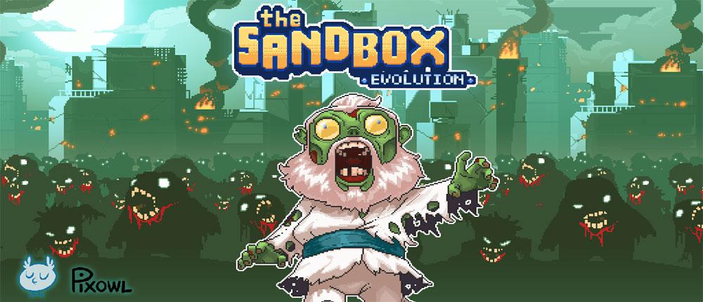 دانلود The Sandbox Evolution - بازی جالب ساخت جهان اندروید + مود