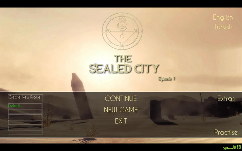 The Sealed City Episode 1 Android