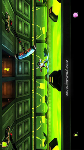 The Secret Of Space Octopuses Android بازی اندروید